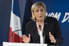 Stephen Feller Feb. 5 (UPI) -- National Front candidate Marine Le Pen and former economy minister Emmanuel Macron officially launched their…