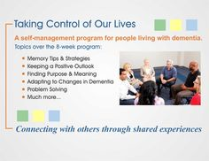 Living With Dementia, Niagara Region, Finding Purpose, Positive Outlook, Our Life, Problem Solving, Meant To Be, Connection, Self