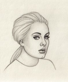 Adele by MoShmoe on DeviantArt