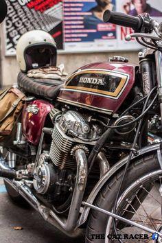 Cafe Racer Honda, Cafe Racer Bikes, Cafe Racers, Vintage Honda Motorcycles, Custom Motorcycles, Honda Cb1100, Honda 750, Old Bikes, Classic Bikes