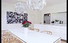 Our Nordic kitchen
