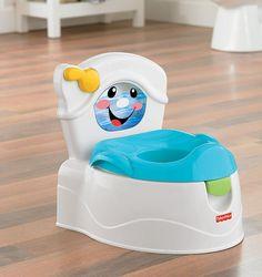 Baby Toddler Potty Toilet Pee Trainer Chair Seat Training Kids Boy Girl Children #FisherPrice