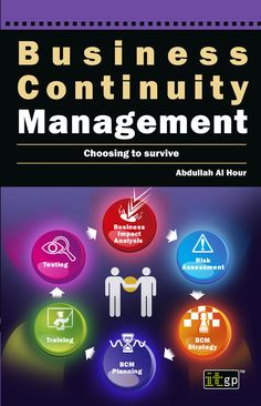 Business Continuity Management: Choosing to survive shows you how to systematically prepare your business, not only for the unthinkable, but also for smaller incidents which, if left unattended, could well lead to major disasters.