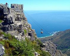 Cape Town, Africa #TableMountain