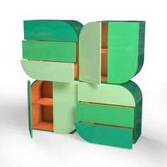 Pierre Cardin 70s chest of drawers
