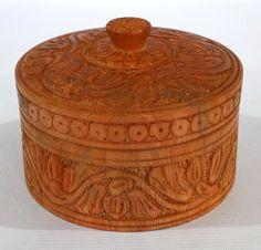 Traditional handmade casketdecorated storage box jewelry by ICMCM
