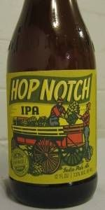 Hop Notch IPA - Uinta Brewing Company   Salt Lake City, Utah, United States    - American IPA |  7.30% ABV       Notes:   Bold and refreshing, this IPA combines an abundance of hops with a smooth malt profile.  BA Score: 89 (good) as of 11-21-2012