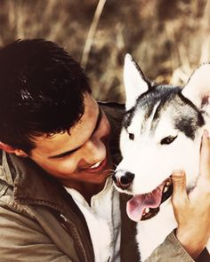Taylor Lautner? Not me hope ,not my taste but will see  we are same FirstNation  hist....