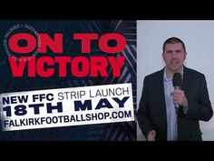 ON TO VICTORY – NEW 2020/21 STRIPS – Falkirk Football Club