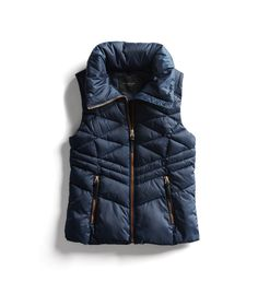 Stitch Fix Fall Stylist Picks: Navy puffer vest