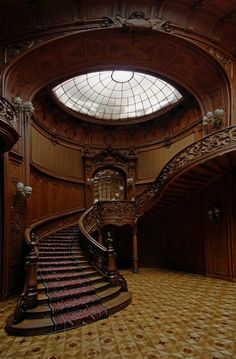 formerly Polish casino of nobles, in Lviv, Ukraine