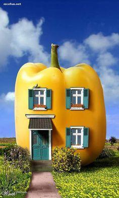 Maison piment