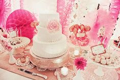 girly table