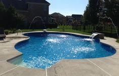 16 best salt water pools images in 2014 salt water pools - Saltwater swimming pool maintenance ...