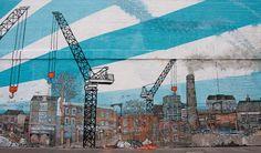 Jo Peel  #wall #painting #street-art