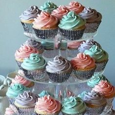 No matter what the question.... The answer is always cupcakes!