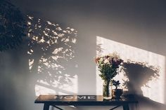 Brunch da Fabi // shadow play photography warm and cozy aesthetics Aesthetics Tumblr, Foto Blog, Shadow Play, Morning Light, Nature Photography, Photography Ideas, Light And Shadow Photography, Photography Flowers, Nostalgia Photography