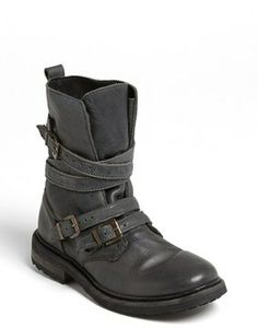 Topshop 'Arrested' Boot on shopstyle.com