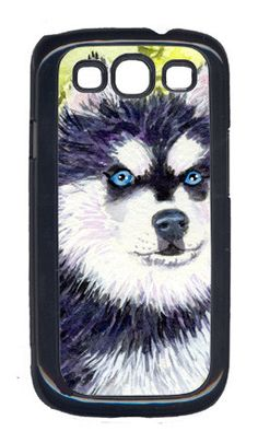 Klee Kai Cell Phone Cover GALAXY S111