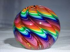 James Alloway paperweight