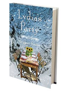 "Looking for a good book about female friendship? ""Lydia's Party"" by Margaret Hawkins might satisfy you. #books"
