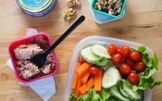 4 School Lunch Ideas to Help Your Kid Focus