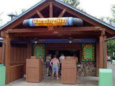 Warming Hut annette@wishesfamilytravel.com Disney Water Parks, Walt Disney World, Blizzard Beach, Shrimp Boat, Ski Lift, Tropical Paradise, Disneyland, Warm, Disney Vacations