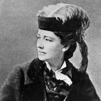 Although little known today, American suffragist VICTORIA WOODHULL was the first woman to ever run for President of the United States in 1872. She made a fortune with her sister on the New York Stock Exchange and was one of the first women to open a Wall Street brokerage firm.