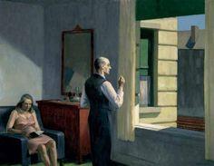 I capolavori di Hopper rivivono nelle foto d'autore