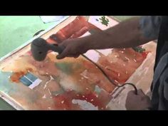VIDEO: Carl Purcell How to paint street scenes - How To - Artists & Illustrators - Original art for sale direct from the artist