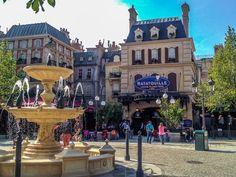 Rémy's Totally Awesome Ratatouille Ride at Walt Disney Studios Park, Disneyland Paris Ratatouille, Paradise Found, Walt Disney Studios, Hollywood Studios, Totally Awesome, Disneyland Paris, 25th Anniversary, Dolores Park, Street View