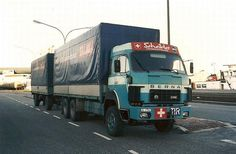 BERNA D210 Semi Trailer, Old Trucks, Good Old, Old Cars, Cars And Motorcycles, Tractors, Transportation, Busse, Nice