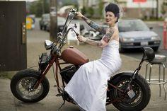 Tattooed Bride – jamie