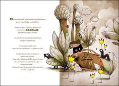 Super-Beige le retour Pierre-Luc Granjon (Auteur), Samuel Ribeyron (Auteur) Book Design Layout, Book Layouts, Kids Story Books, Children's Book Illustration, Illustrations And Posters, Picture Design, Character Design, Images, Artwork
