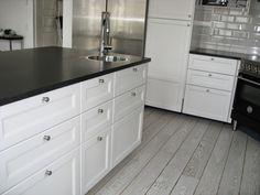 JenkaHouse: Our Ikeakök with extra zest Swedish Ikea kitchen.