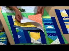 Column Quilts (Part 2 of 2) - SEWING WITH NANCY