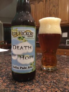 723. Olde Hickory Brewery - Death By Hops IPA