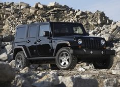 Jeep wrangler four doors