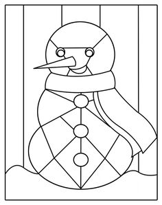 stained glass christmas patterns - - Yahoo Image Search Results ...