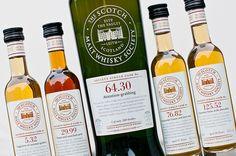 The Scotch Malt Whisky Society. Single cask, non chill filtered, cask strength, exclusive single malt bottlings.