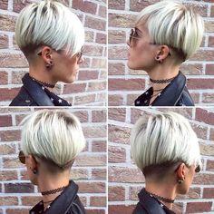 Lavieduneblondie Short Hairstyles - 14