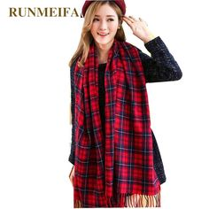Save Major $$ this #BlackFriday at SaveMajor.com - [RUNMEIFA]   Wome... #savemajor http://savemajor.com/products/runmeifa-womens-winter-stole-plaid-scarves-tippet-wraps-brand-ladies-scarf-women-classic-neckerchief-shawls-and-scarves?utm_campaign=social_autopilot&utm_source=pin&utm_medium=pin