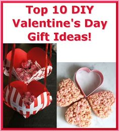 ChariT's Inspirational Creations: DIY Valentine's Day Gift Ideas!