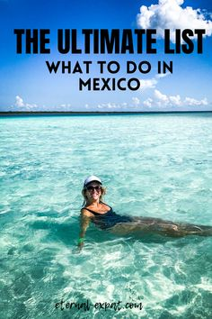 The ultimate list of things to do in Mexico. Whether you want to explore the beaches, the cities, the small towns or go to the best festivals in Mexico, this list will help you plan one seriously epic trip around Mexico! Mexico Vacation, Mexico Travel, America And Canada, South America, Stuff To Do, Things To Do, Living In Mexico, Cruise Port, Cabo San Lucas