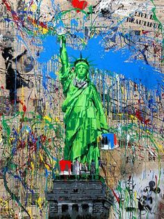 Mr. Brainwash, Liberty 2014
