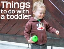 Things to do with a toddler at Myrtle Beach