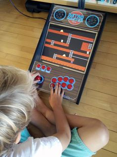 Pong came to the world the same year I was born, 1972. The rice of video games and home consoles have been a great part of my 70s - 80...