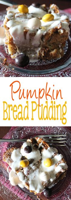 Pumpkin-Bread-Puddin