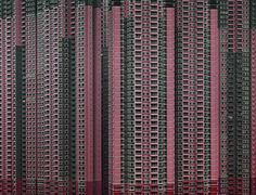 Michael Wolf's Architecture of Density Photographs
