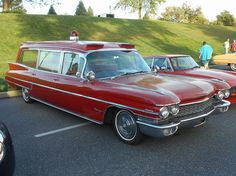 1960 Cadillac S&S Parkway